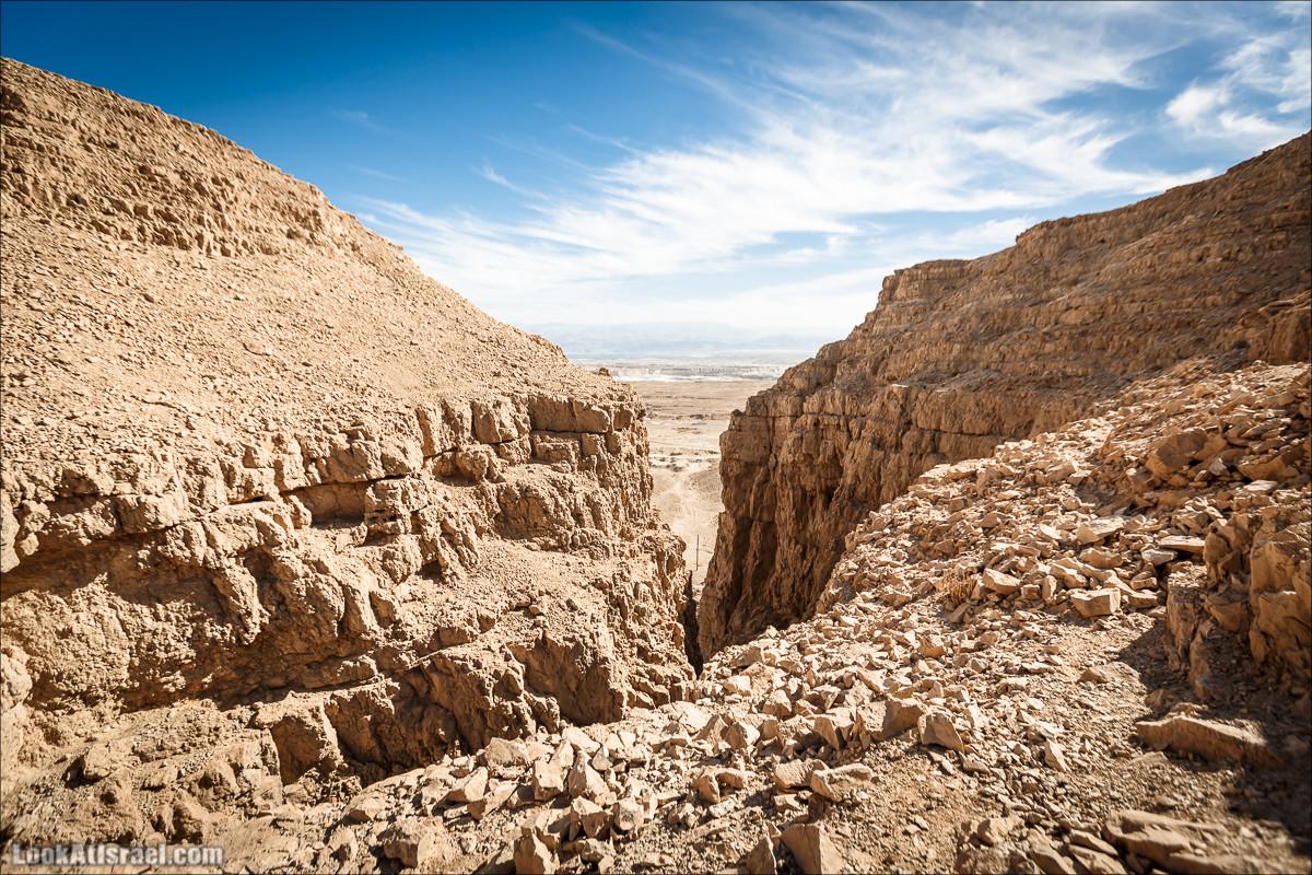 Вади (каньон) Тамар | Wadi Tamar | ואדי נחל תמר | LookAtIsrael.com - Фото путешествия по Израилю