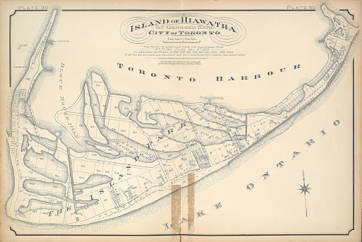 1890 Atlas of Island of Hiawatha, St. Georges Ward r-67