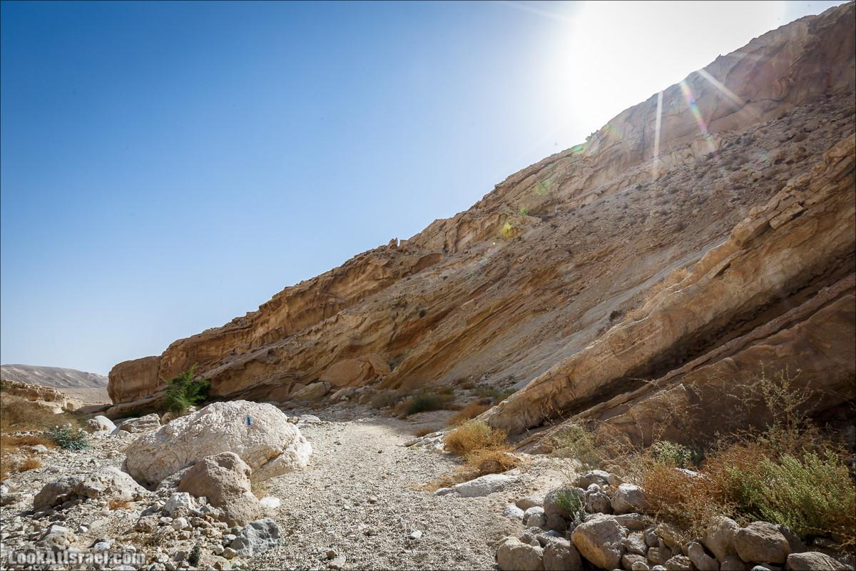 Нахаль Цофит - геологический рай | Nahal Zofit | נחל צופית | LookAtIsrael.com - Фото путешествия по Израилю