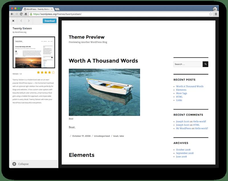 """Lo nuevo de WordPress 4.4 """"Clifford"""""""