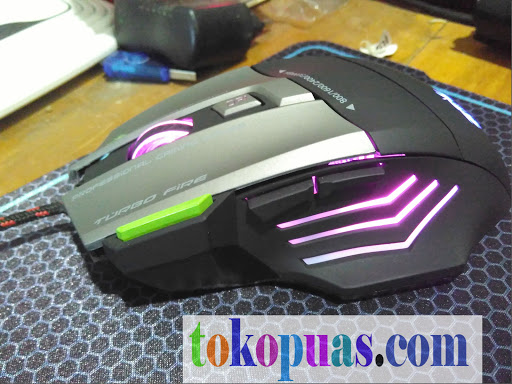 mouse gaming dragon war thor gaming mouse