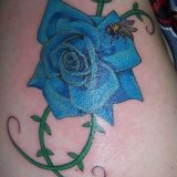 rose tattoos for women styles 2015 2016