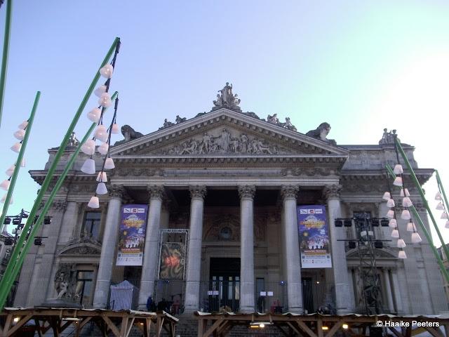 Beurs van Brussel (Le petit requin)
