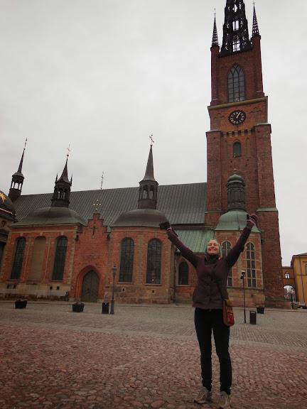 Riddarholmen Church, Stockholm, Sweden
