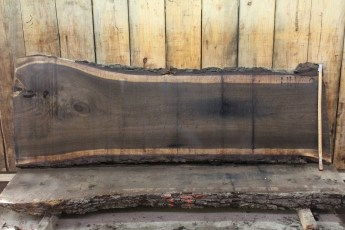 "446 Walnut -9 2"" x 35"" x 26"" Wide x 8' Long"