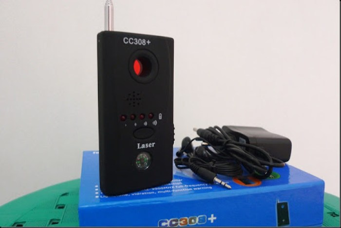 anti spy detector mencegah aktifitas pelacakan
