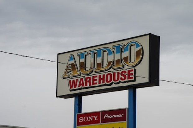 Audio Warehouse in Saskatoon