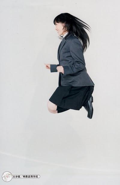 明豊高等学校の女子の制服