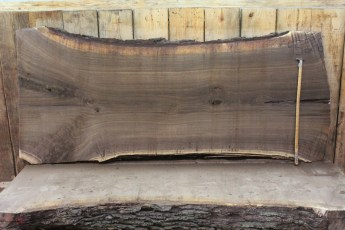 "452 Walnut -6 2 1/2"" x 45"" x 36"" Wide x 8' Long"