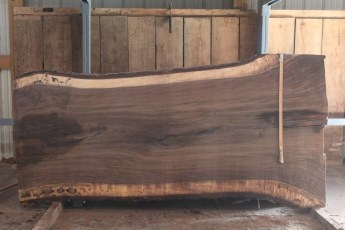 "532 Walnut -6  12/4 x  48"" x  39"" Wide x 8' Long"