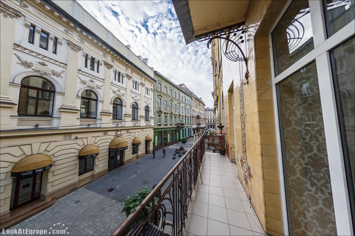 Прогулки по Львову, Блог LookAtIsrael.com путешествует по Украине