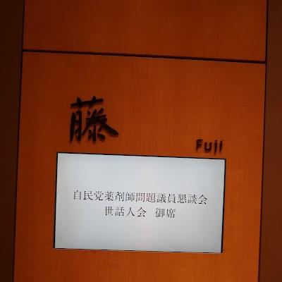 201800618自民党薬剤師問題議員懇談会世話人会・総会-01.JPG
