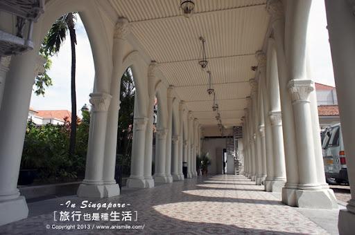 【走走新加坡】讚美廣場
