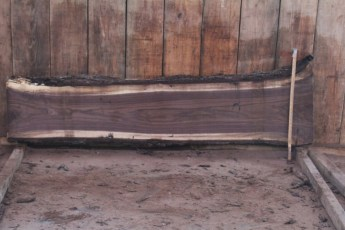 "515 Walnut -8 8/4  x  24"" x  16"" Wide x 8' Long"