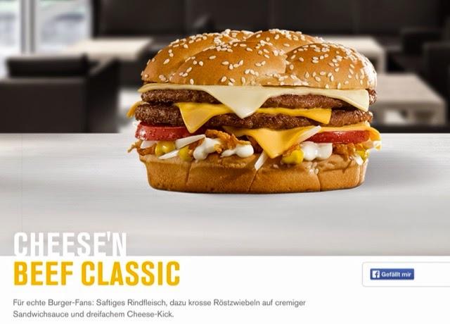 McDonald's Germany Stars of America