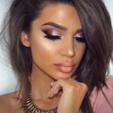 summer tropical eye makeup 2017