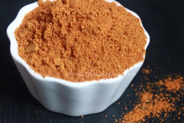 Sambar powder3