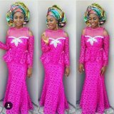skirt and blouse outfits african women 2017