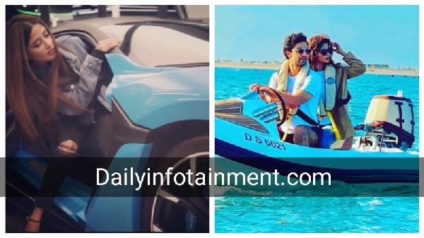 Ahad Raza Mir and Sajal Aly beautiful pictures from Dubai