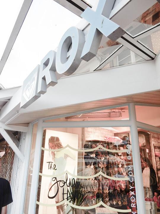 Roxy winkel Hossegor