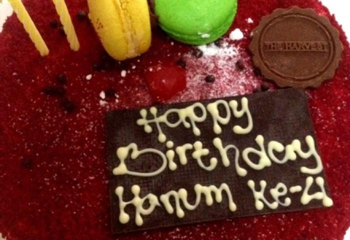 Recommended Birthday Cake Maniak Makan