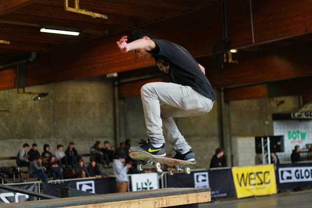 Best of the West skateboarding Roeselare