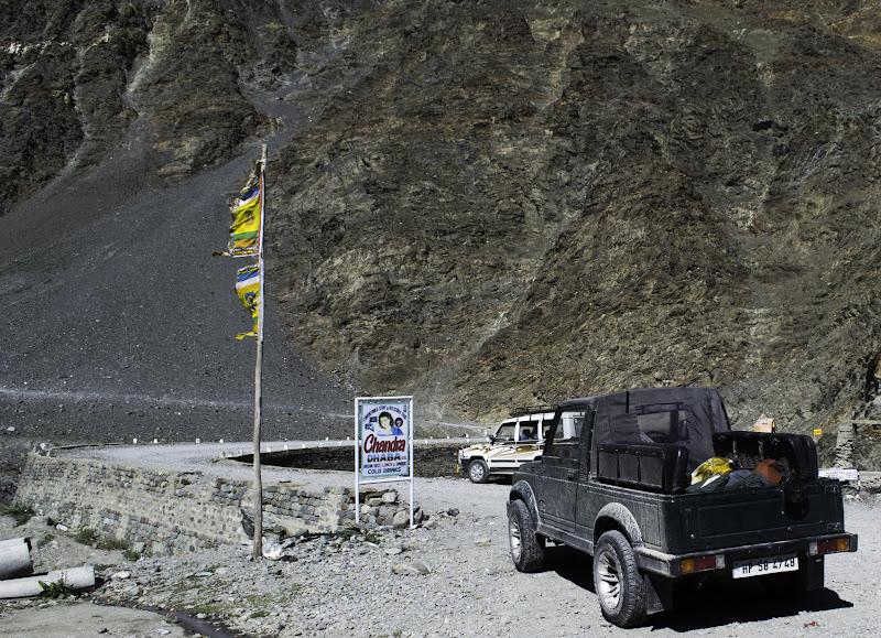 Chandra Dhaaba, Batal - Hampta Pass Trekkingj