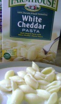Farmhouse White Cheddar Pasta