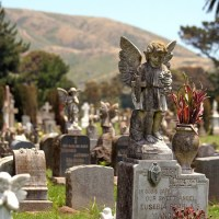 Colma: The Town of The Dead