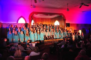2014 - SingOuts - Sparta United Methodist Church