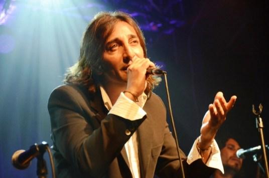 אנטוניו קרמונה, זמר פלמנקו ספרדי. צילום: יובל אראל