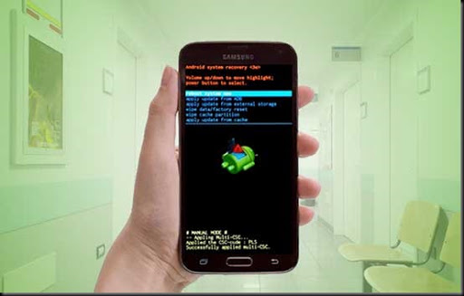 trik tutorial tombol power smartphone android