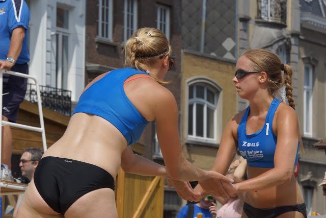 Tessy Cuyvers en Ann Vanmarcke