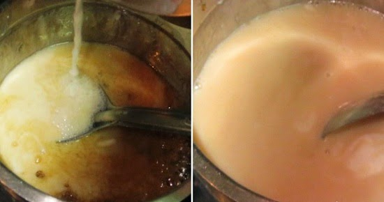 Butterscotch Mousse Recipe | Easy Eggless Desserts | Eggless butterscotch mousse written by Kavitha Ramaswamy from Foodomania.com