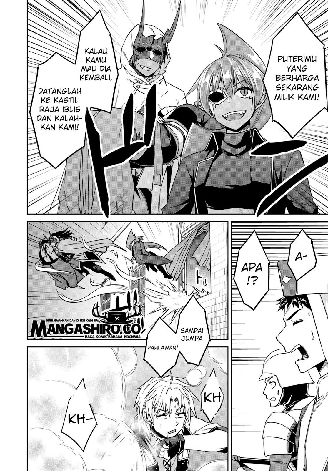 Nidome no Jinsei wo Isekai de: Chapter 37.2 - Page 11