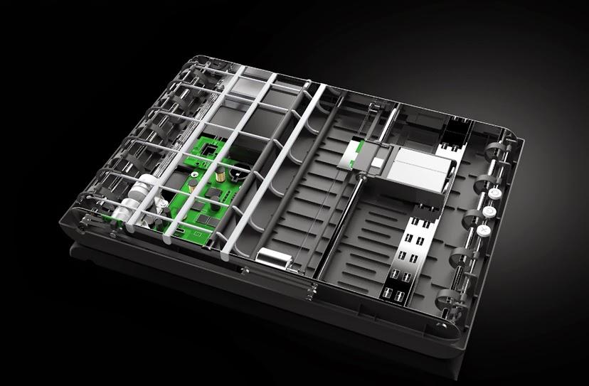 #當列印不再需要重新裝紙:the smarter printer「Stack」! 2