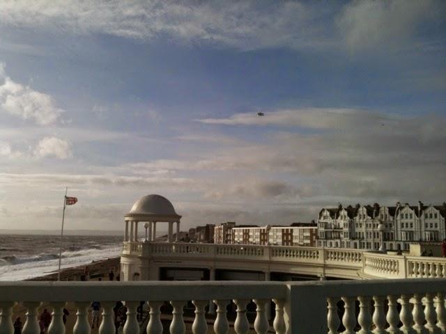 King George V Colonnade