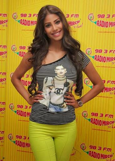 Nicole Faria Body Size