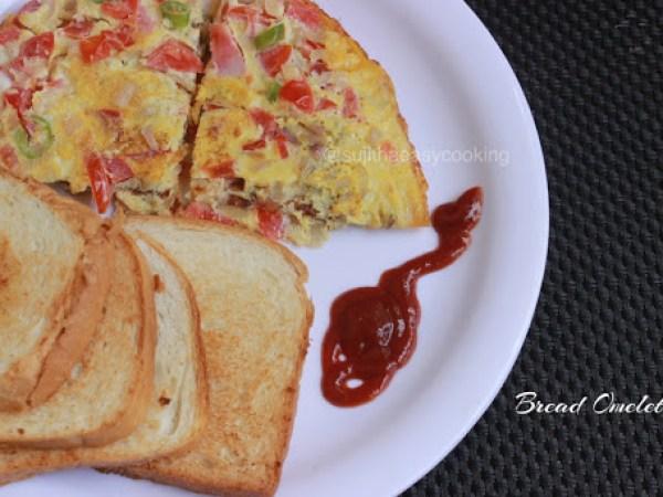 Bread Omelette2