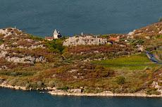Nunnery on the island 'Ostrvo Beska'