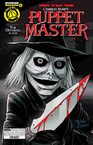 PuppetMaster_1_cover_b_solicit Action Lab Entertainment March 2015 Solicitations