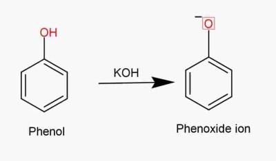 Reimer Tiemann Reaction, crackchemistry, organic chemistry, reaction mechanisms,phenoxide ion