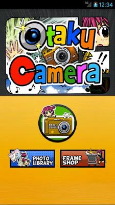 *把你的世界漫畫化!:Otaku Camera 宅相機 (Android App) 1
