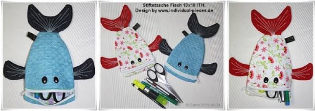 Stiftemappe Fisch 2015-06-24