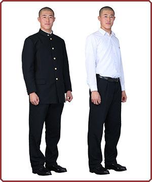 早稲田実業学校の女子の制服1