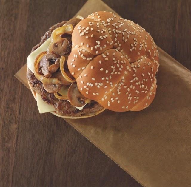 McDonald's Sirloin Burgers