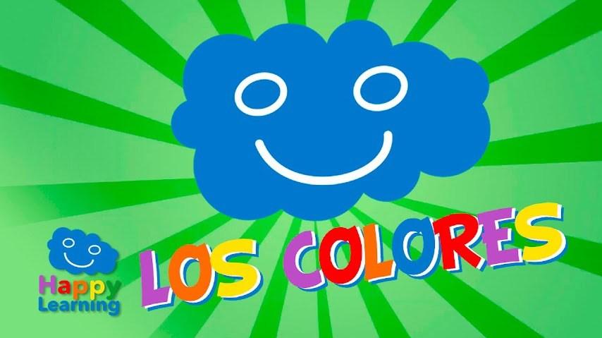 Happy Learning canal educativo de Youtube para niños