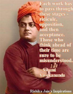 vivekananda quotes on life