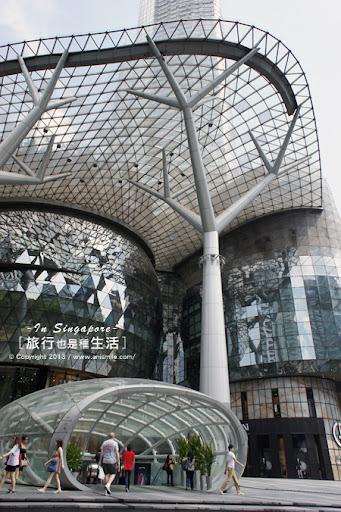 【走走新加坡】烏節路 購物天堂