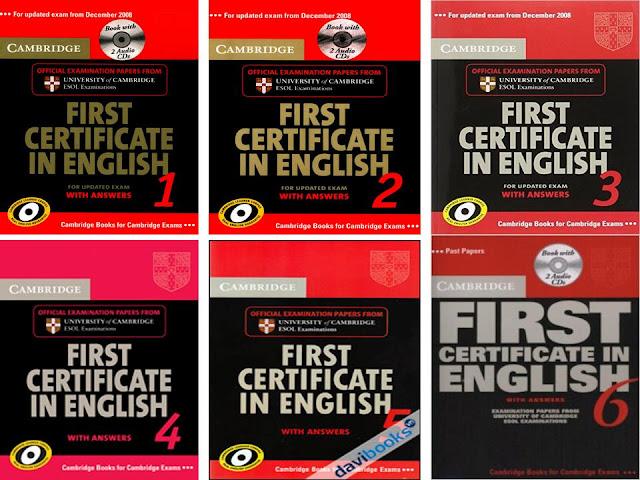 First%2BCertificate%2Bin%2BEnglish [Series] First Certificate in English 1, 2, 3, 4, 5, 6 ( FULL Ebook + Audio )